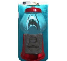 Jaws dispenser iPhone Case/Skin