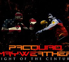 Fight of the century by dcrepublic