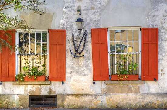 Two Windows by TJ Baccari Photography