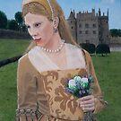 Medieval Girl III by Robert O'Neill