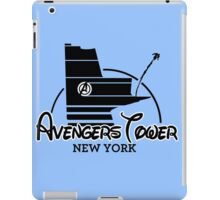 Avengers Tower (or Castle) from Age of Ultron iPad Case/Skin