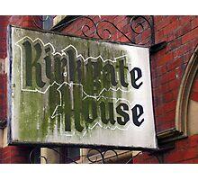 Kirkgate House Photographic Print