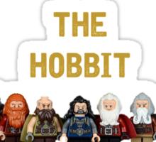 hobbit Sticker