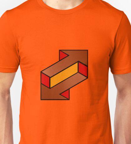 upload - download Unisex T-Shirt