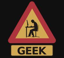 Geek Sign by BenjiKing