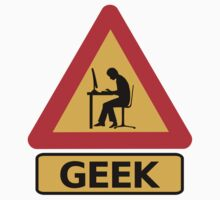 Geek Sign Kids Clothes