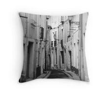 Béziers Throw Pillow