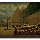 Reclining in Vaduz by egold