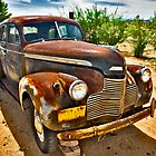 Old Car by photosbyflood