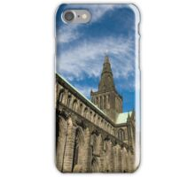 Glasgow Cathedral aligned iPhone Case/Skin