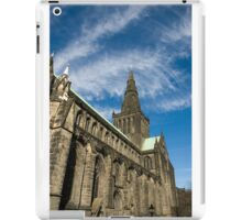 Glasgow Cathedral aligned iPad Case/Skin