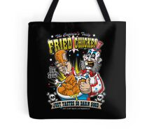 Tasty Fried Chicken Tote Bag