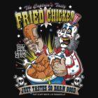 Tasty Fried Chicken by JakGibberish