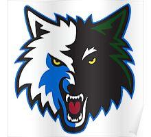 Minnesota Timberwolves Poster