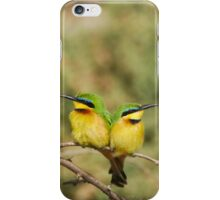 Unity (Little Bee Eaters) iPhone Case/Skin