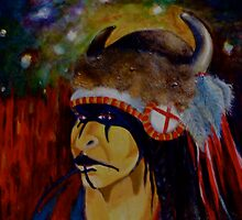 Buffalo Dancer by YesYesYes