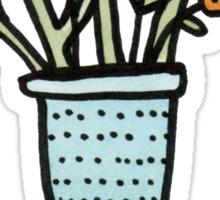 Pretty Plant 2 Sticker