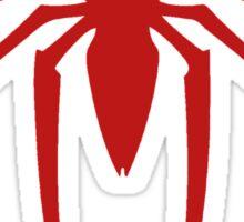 Spiderman Logo Sticker
