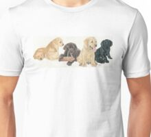 Labrador Puppies Unisex T-Shirt