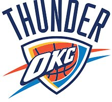 Oklahoma City Thunder by Enriic7