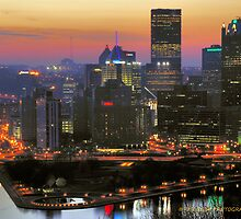 Rise and shine Pittsburgh by PJS15204