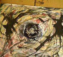 The Left Eye by Parska