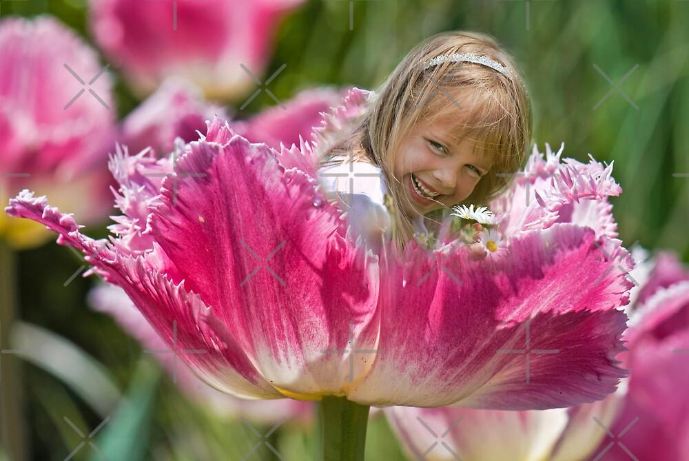 Little Dutch Girl by Maria Dryfhout