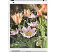 Lily Flowering Tulips iPad Case/Skin