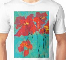 Dance of the Poppies Unisex T-Shirt