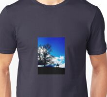 A Song of Blue and Gray Unisex T-Shirt