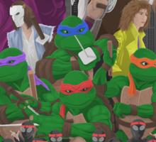 Turtle Power 25th Sticker