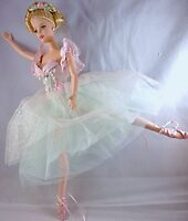 Ballerina Barbie by Diana Forgione