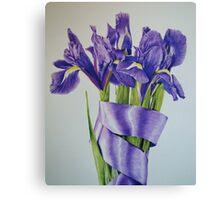 Your favourite flower Canvas Print