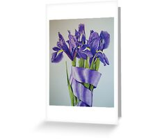 Your favourite flower Greeting Card