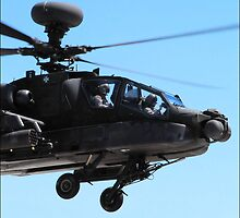 The AH-64 Apache by Donnie Shackleford
