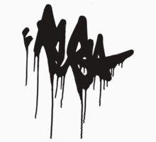 Graffiti T-Shirt by Lita Medinger