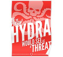 Don't Hail Hydra Poster