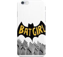 Bad Bad BatGirl iPhone Case/Skin