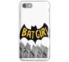 Bad Bad BatGirl iPhone Case/Skin
