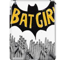 Bad Bad BatGirl iPad Case/Skin