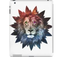space lion iPad Case/Skin