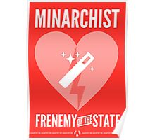 Minarchist: Frenemy Of The State Poster