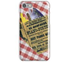 The Great British Picnic iPhone Case/Skin