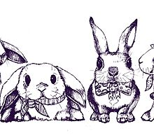 Dress up Buns.  by PiCCa