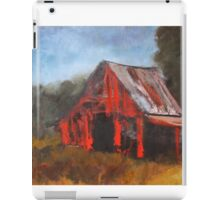 North Carolina Barn iPad Case/Skin