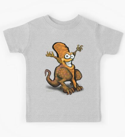 Carrot Saurus Rex Kids Clothes
