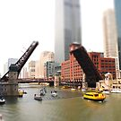 Chicago River Tilt by rabeeker