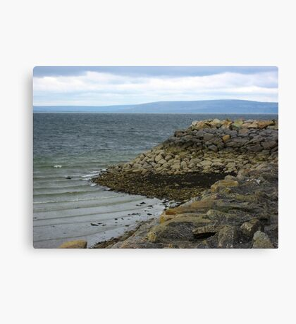 Galway Bay Canvas Print
