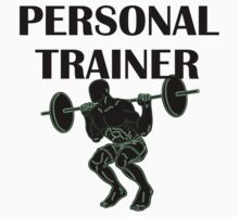 Personal Trainer by evahhamilton