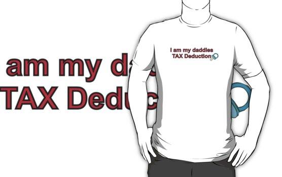 Daddies Tax Deduction - Boy by Scott Westlake